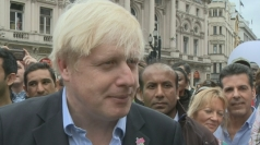 Boris Johnson talks Lady Gaga