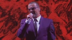 George Michael returns to perform in Vienna