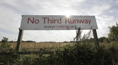 Nick Clegg: No new Heathrow runway