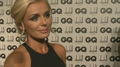 Katherine Jenkins talks about those Beckham 'affair' rumours