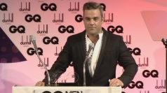 Robbie Williams talks fatherhood