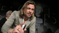 Brad Pitt 'disappointed' by presidential candidates