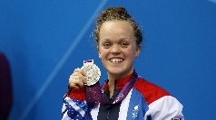 Ellie Simmonds looks back on London 2012
