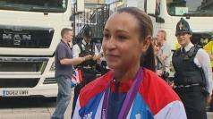 Jessica Ennis picks highlights of London 2012