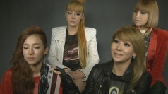 Korean pop group 2NE1 on how the band was formed.