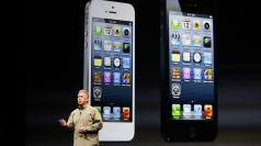 Marketing chief Phil Schiller introduce the iPhone 5