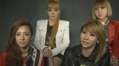 K-Pop: Korean band 2NE1 on a world tour and an English album