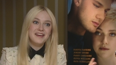 Dakota Fanning on Kristen's affair