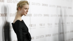 Elle Fanning on working with Angelina Jolie in Maleficent