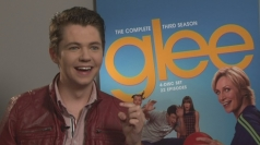 Glee's Damian McGinty talks filming the show and dating