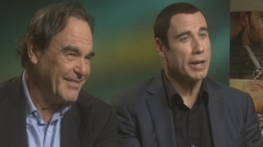 John Travolta on inspiring actors
