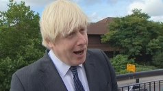 Boris Johnson hopes Mitchell police row can be put to rest