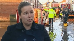 Flood misery for homeowners in York