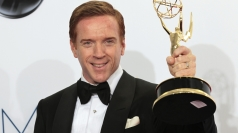 Homeland star Damian Lewis on his Emmy win