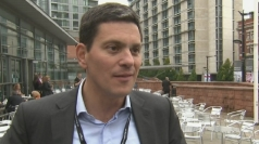 David Miliband on joining the shadow cabinet.