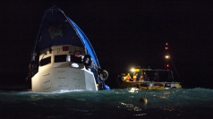 Hong Kong boat collision kills 36