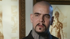 Vincent Castiglia says his art is a part of him.
