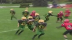 Jayden Scott - American football's best eight-year-old?