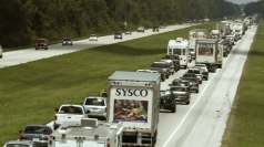 Huge 50-car pile-up in Florida