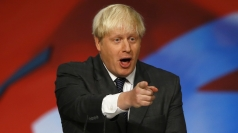 Boris Johnson delivers keynote speech