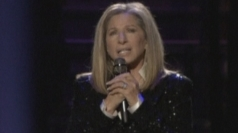 Barbra Streisand's homecoming concert
