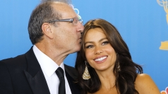 Modern Family: Ed O'Neill and Sofia Vergara on set interview