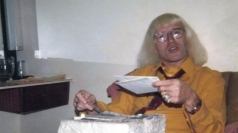 Jimmy Savile in the 1970s.