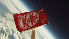 KitKat in space.