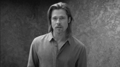 Brad Pitt fronts new Chanel No.5 campaign