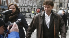 Gary McKinnon with his mother.