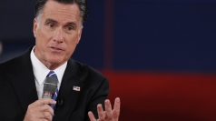 Mitt Romney slips up on foreign policy during debate