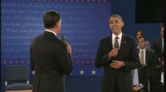 Barack Obama and Mitt Romney square up over investments