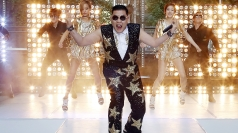 Psy performs Gangnam Style on Sunrise in Australia