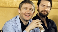 "Martin Freeman ""excited about The Hobbit""."