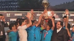 Afghan Premier League crowns first champions