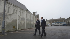 David Cameron at Wormwood Scrubs