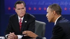 Obama and Romney take on the Middle East