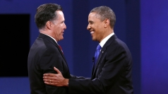 Over to you America: Obama and Romney end debate
