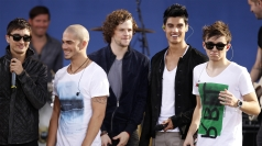 The Wanted say X Factor boybands 'seem properly nice'