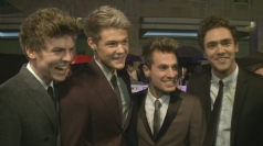Lawson talk new album at Pride of Britain Awards