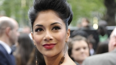 Nicole Scherzinger at the Cosmo Awards