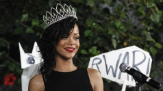 Rihanna crowned Hollywood's Halloween Queen