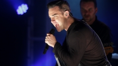 Robbie Williams on his amazing week