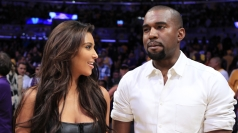 Kim Kardashian talks about competition with Kanye.
