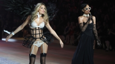 Rihanna on finding Victoria's Secret models 'intimidating'