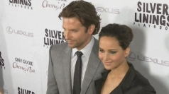 Bradley Cooper on 'incredible' Jennifer Lawrence