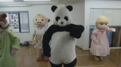Students get cute at the world's only mascot school in Japan