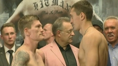 Ricky Hatton ready for big fight