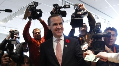 Mark Carney is the current governor of the Bank of Canada.