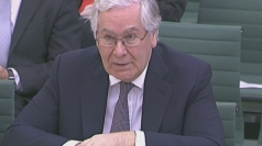 Sir Mervyn King on GDP forecast